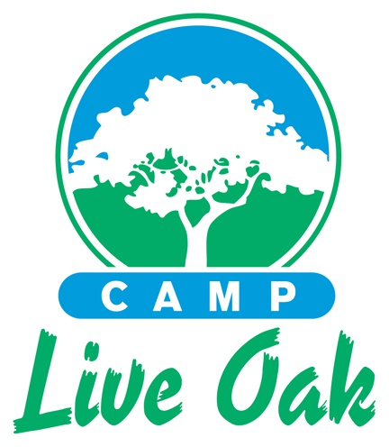 Camp Live Oak Logo