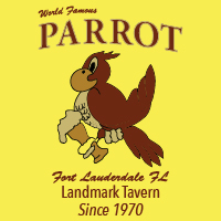 The Parrot Logo