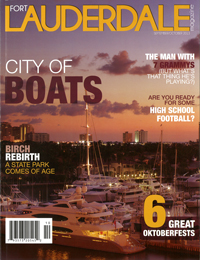Fort Lauderdale Magazine October-September 2013 Birch Rebirth