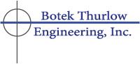 Botek Thurlow Engineering Inc Friends of Birch State Park Event Sponsor