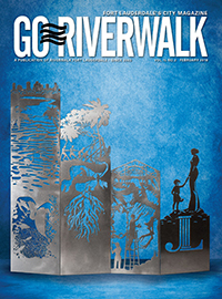 Go Riverwalk Magazine February 2018 Waterfront Weddings