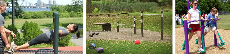 Exercise Equipment Hugh Taylor Birch State Park Examples