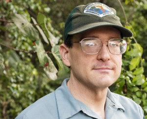 Marc Caruhel, OPS Park Ranger at Hugh Taylor Birch State Park