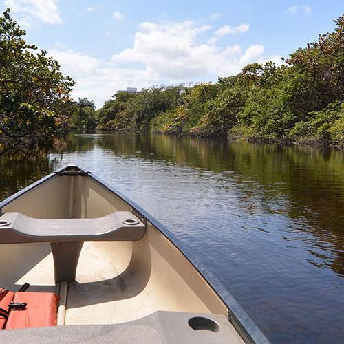 hugh_taylor_birch_state_park_canoe_lake