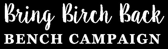 Bench Campaign Hugh Taylor Birch State Park