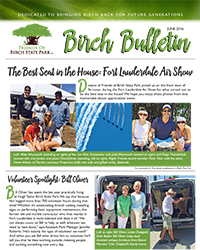 Friends of Birch State Park, June 2016, Birch Bulletin!