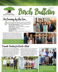 Friends of Birch State Park, June 2017, Birch Bulletin!