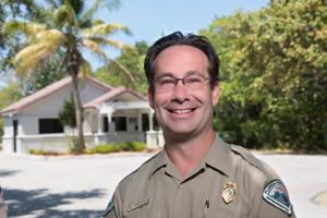 Kyle Easley, Assistant Park Manager, Hugh Taylor Birch State Park