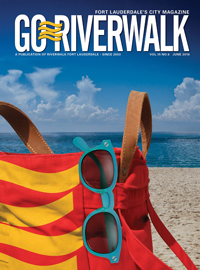 Go Riverwalk Magazine, June 2018, Off The Beaten Beach Path