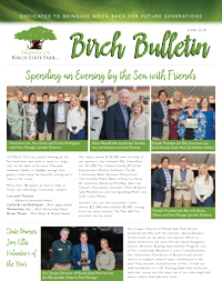 Friends of Birch State Park, June 2018, Birch Bulletin!