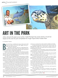 Gold Coast Nov 2018 Arts and Entertainment Art in the park