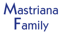 Mastriana Family Friends of Birch State Park Event Sponsor