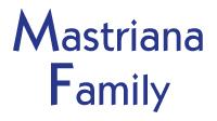 Mastriana Family Friends of Birch State Park Event Sponsor