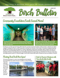 Friends of Birch State Park, June 2019, Birch Bulletin!