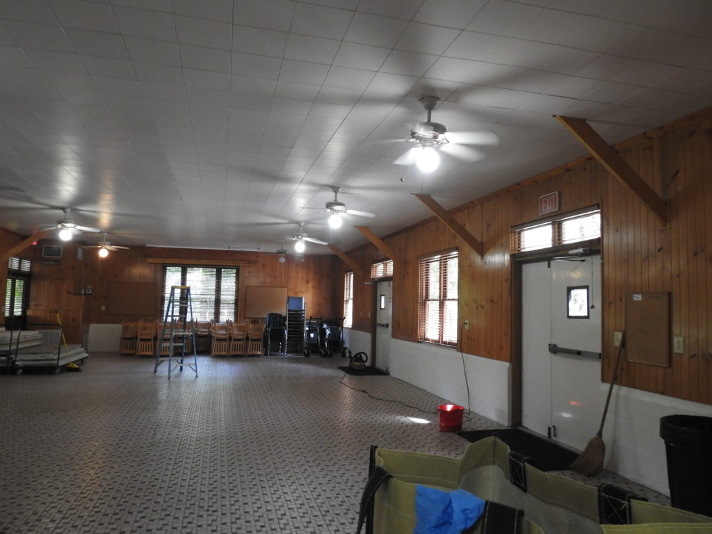 Elk's Youth Camp Dining Hall