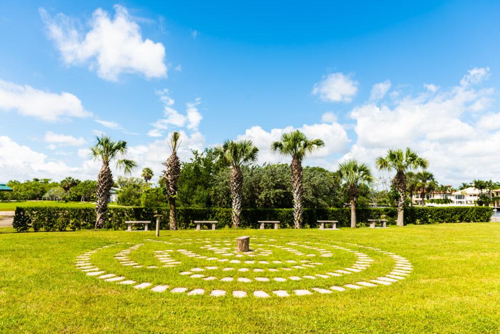 Marti's Meditation Garden