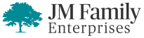 Great Egret Sponsor JM Family Enterprises logo