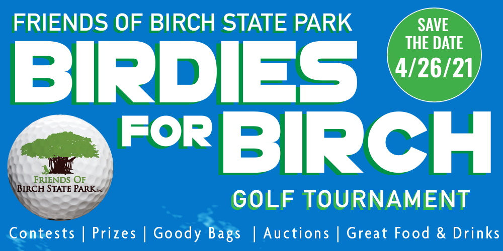 Poster Image for Birdies For Birch Golf Tournament on 4/26/21