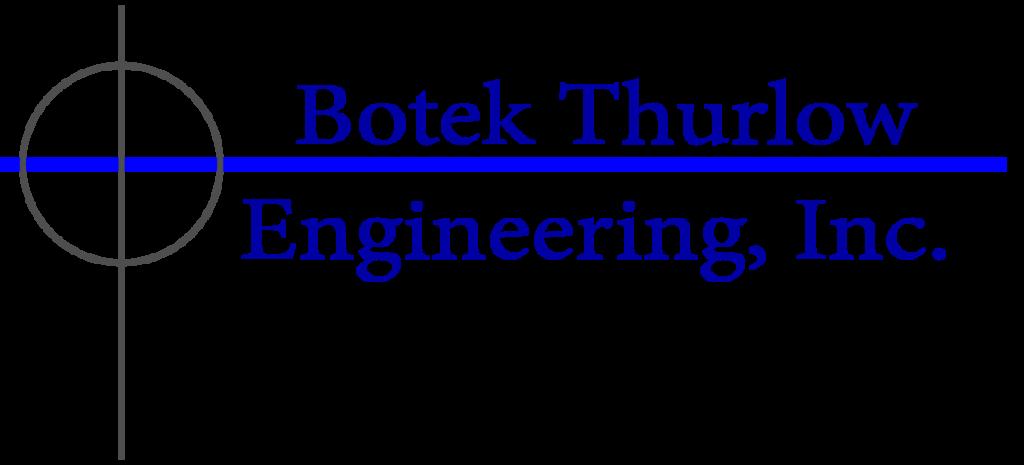 Pin Flag Sponsor Botek Thurlow Engineering, Inc