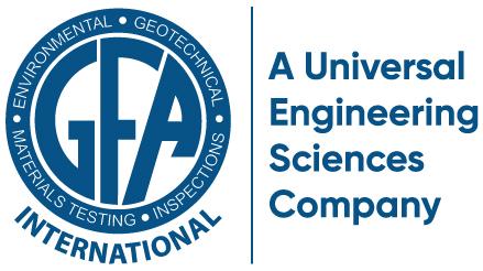 GFA International, A Universal Engineering Sciences Company logo