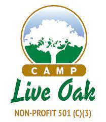 Camp Live Oak logo