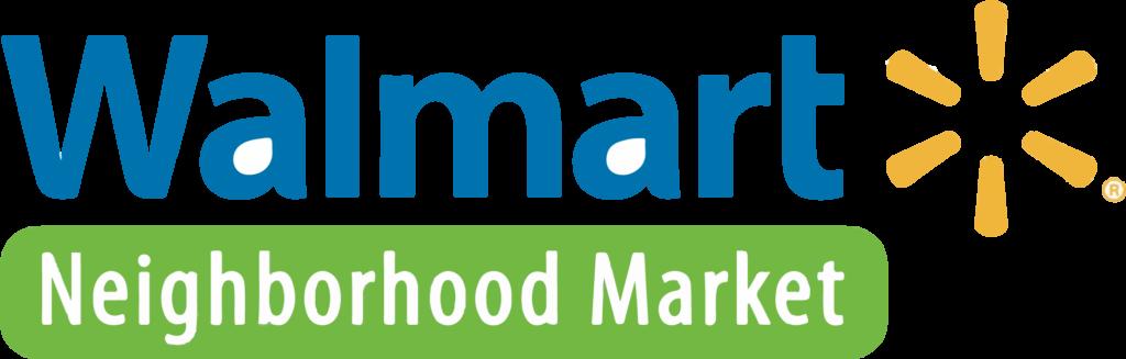 Camp Birch Sponsor Walmart Neighborhood Market logo